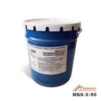 Мастика битумная кровельная холодная МБК-Х-90