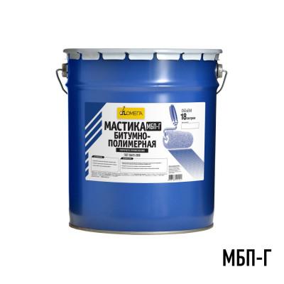 Мастика битумно-полимерная МБП-Г 18л