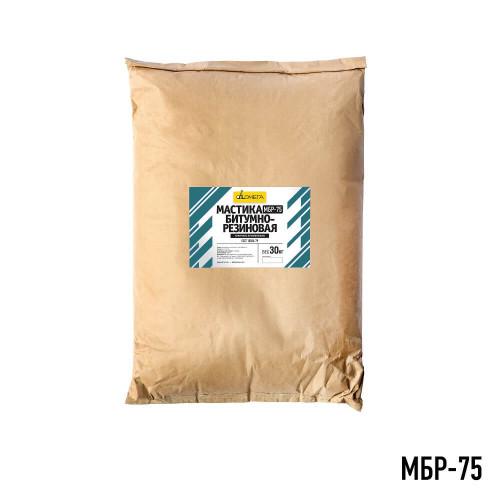 Мастика битумная резиновая МБР-75