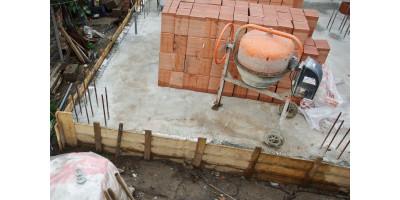Выбор и строительство фундамента кирпичного дома