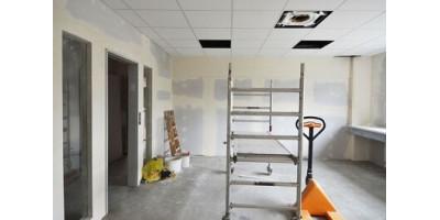 Как самому заштукатурить стены в помещении